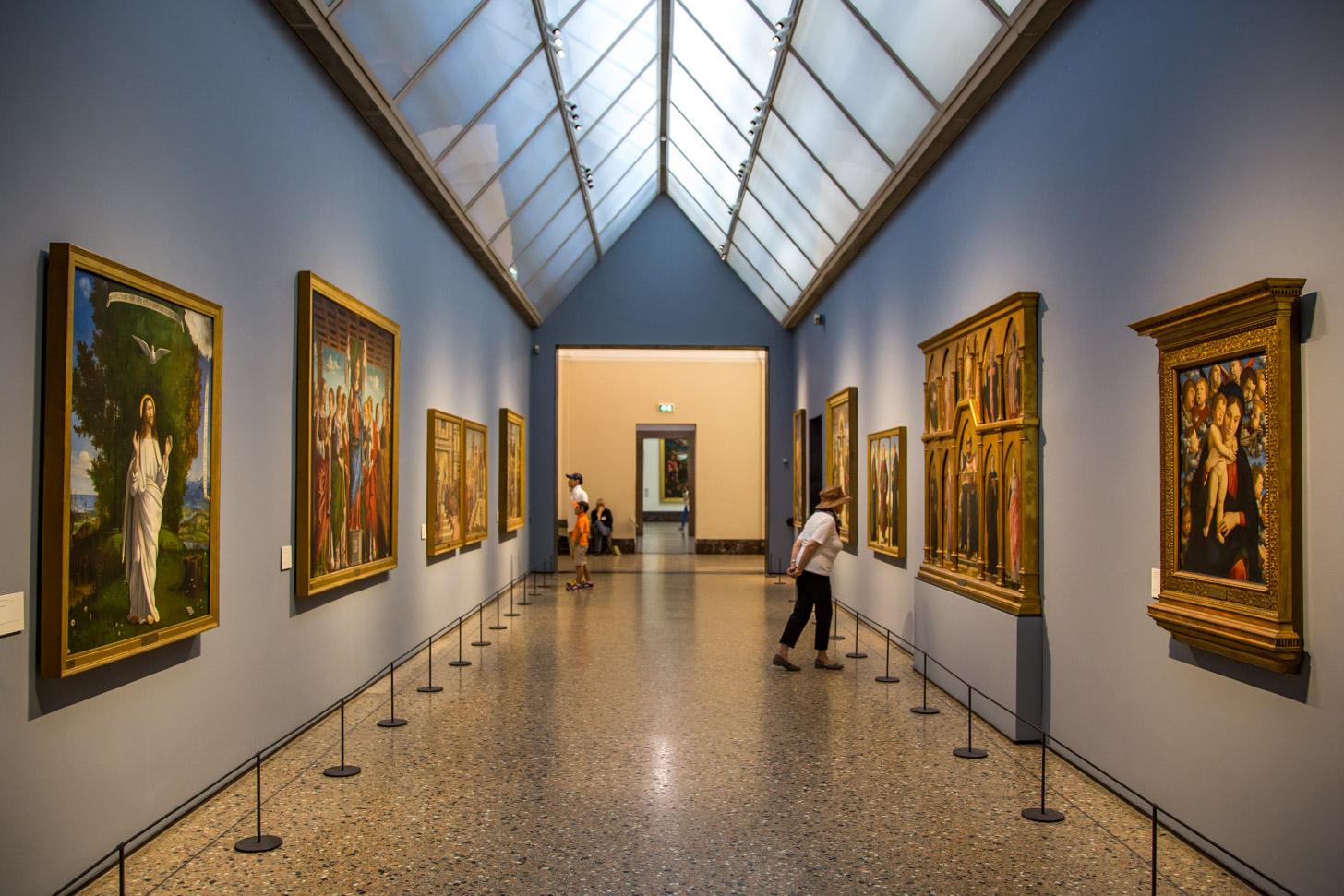 Pinacoteca di Brera in Milaan