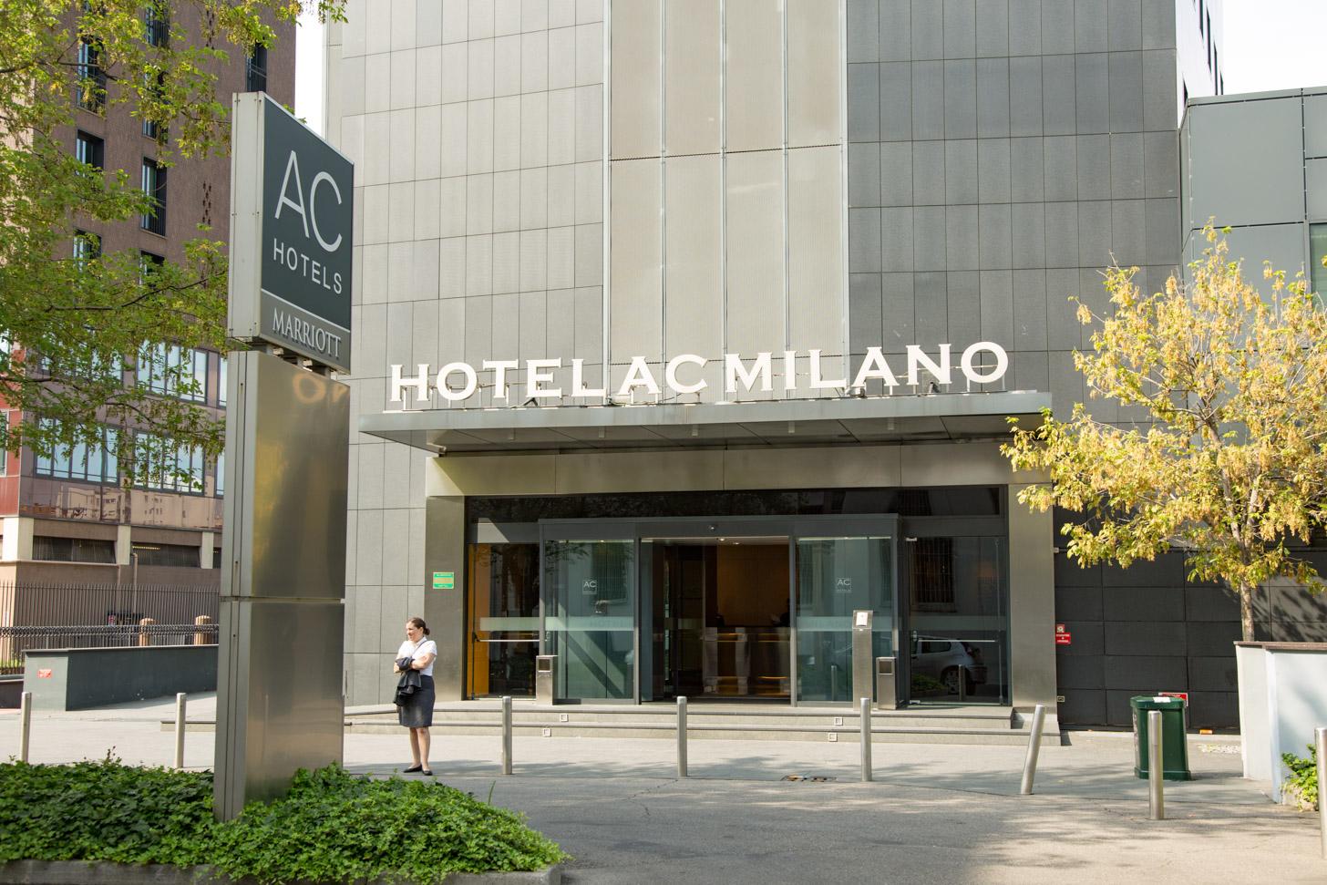 overnachten in Milaan