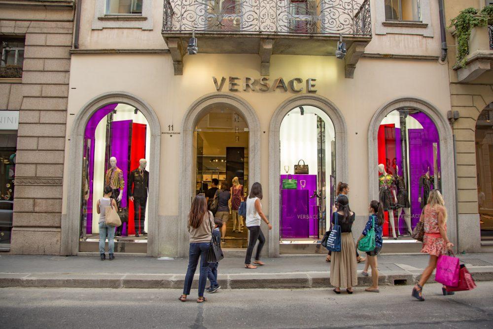 Winkelen in Milaan kan duur zijn!